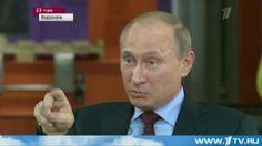 Елена Исинбаева перебила Путина