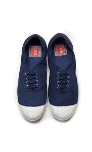 Night blue tennis - Bensimon