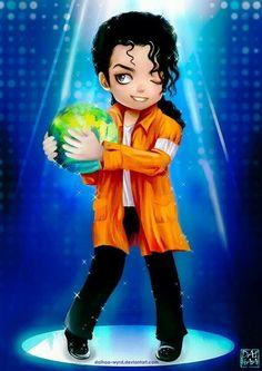 MJ too cute!