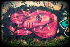 Artists: Anarkia and Fleshbeck Crew. Location: Paris.