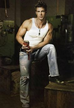 William Levy o.O I like jeans a lot more now. Levy William, William Levi, Gay, Dancing With The Stars, Actor Model, Good Looking Men, To My Future Husband, Beautiful Boys, Gorgeous Men