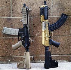 SBRs. AR & AK