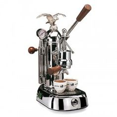 La Pavoni GRL Manual Espresso Machine