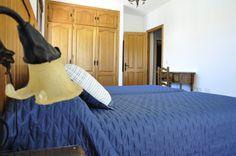 Vista del dormitorio de 2 camas