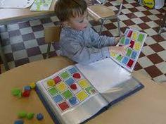 sudoku in de kleuterklas - plasticine