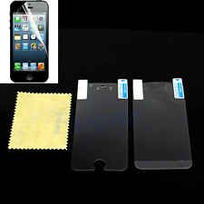 5x Anti Glare Matte Clear HD Protector Screen Guard Film For Apple iPhone 5S New