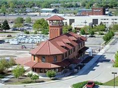 Pictorial: Pere Marquette R.R. Depot, Bay City, MI Bay City Michigan, Bay And Bay, Historical Architecture, Old Buildings, Architectural Elements, Train Station, Yahoo Images, Image Search, Brick