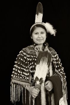 Arlena Walsey, Yakama Tribe. Joni Kabana Photography