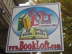 Great bookstore in Columbus Ohio