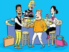 Hauska tavata Finnish Language, Family Guy, Culture, Guys, Comics, Fictional Characters, Kiel, Cartoons, Fantasy Characters