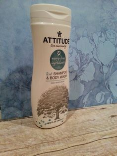 I got this Full Size 12oz bottle of Attitude 2 in1 Shampoo & Body Wash in my #NurtureVoxBox! Retail price is $9.99! *I received this product complimentary from @Influenster for testing purposes only!*