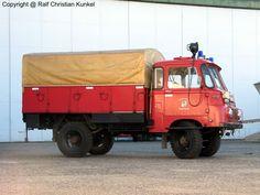 Robur LO 1801 A LF 8-TS 8 - BJ 1969 - Löschgruppenfahrzeug, Feuerwehr, DDR - fotografiert am 14.10.2007 im Luftfahrt- und Technikmuseum Merseburg - Copyright @ Ralf Christian Kunkel
