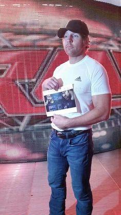 Dean Ambrose Net