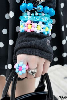 DIY Kawaii Rings & Bracelets
