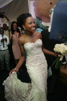 Love to Love You: Bolarin Biobaku & Olushile Okunowo Wed Wedding Attire, Wedding Bride, Dream Wedding, Wedding Music, Church Wedding, Nigerian Bride, Nigerian Weddings, Wedding Styles, Wedding Photos