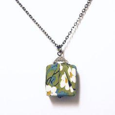 Mon Petit Glaçon Blue Green, $26, now featured on Fab.