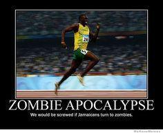 Jamaican zombies