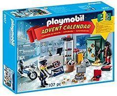 Playmobil Advent Calendar Jewel Thief Police Operation Set 9007 Brand New for sale online Play Mobile, Toy Advent Calendar, Advent Calenders, Playmobil Christmas, Playmobil Sets, Online Calendar, Thing 1, Preschool Toys, Toys