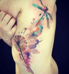 55 dragonfly tattoo