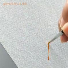Watercolor Beginner, Watercolor Paintings For Beginners, Watercolor Art Lessons, Watercolor Landscape Paintings, Easy Watercolor, Watercolor Techniques, Painting Lessons, Watercolor Flowers Tutorial, Watercolour Tutorials