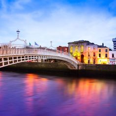 Dublin, Ireland. Photo courtesy of globaltouring on Instagram.