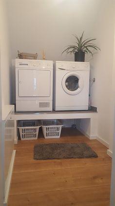 Laundry Room Remodel, Laundry Closet, Laundry Room Organization, Laundry Room Design, Laundry Room Pedestal, Laundy Room, Laundry Room Inspiration, Lounge Design, Bathroom Interior Design