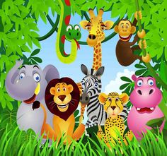 Jungle-animals-5.jpg | Animal Pictures