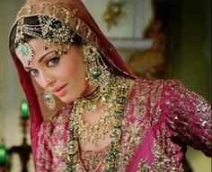 """Aishwarya in """"Umrao Jaan"""" 2006"""