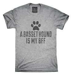 Cute Basset Hound Dog Breed T-shirts, Hoodies,
