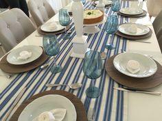 Mesa azul!