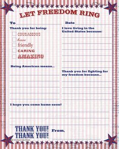 military letter of appreciation writing prompt printable crafts