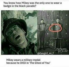 Legit just freaking out right now - Mcr memes - Emo Band Memes, Mcr Memes, Emo Bands, Music Bands, My Chemical Romance, Mikey Way, Frank Iero, Gerard Way, Black Metal