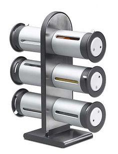 Acrylic Zero Gravity Spice Rack