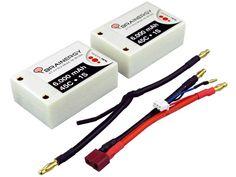 Neu ist der BRAINERGY 45C-LiPo-Akku der Marke YUKI MODEL in 2s1p-Konfiguration als Saddle Pack mit jeweils 7,4 V Nennspannung sowie 6.000 mAh Kapazität pro Zelle. Ein Anschlusskabel aus hochflexiblem und temperaturbeständigem Silikon mit Goldkontakten 4,0 mm sowie PVC-Balancerkabel ist im Lieferumfang enthalten.