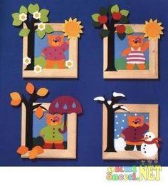 mevsimler okul öncesi ile ilgili görsel sonucu