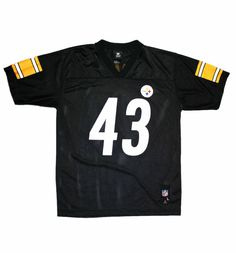 Youth Pittsburgh Steelers 53 Maurkice Pouncey Impact Limited Black Jersey