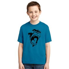 Our popular kids t-shirt is super soft, comfortable, unisex sizing and fits for boys and girls. It's unique and stylish. - 4.5 oz., pre-shrunk 100% combed ringspun cotton - Heather Grey is 90% cotton