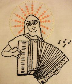 by day she plays accordion, by night she saves the world    www.facebook.com/Stitch.Therapy    www.miss-stitch-therapy.blogspot.com