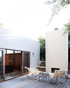 dream house : the deck