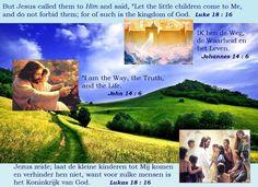 Jezus heeft kinderen lief