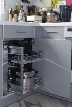 Kücheneckschrank - Magic Corner