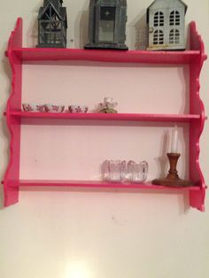 Recycled plate rack