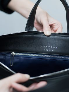 TSATSAS LUCID BAG 07 Minimal Fashion e773d752042a6