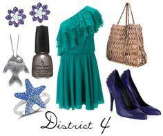 Hunger Games: District 4