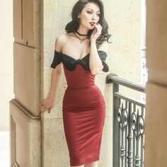 Aliexpress.com : Buy le palais vintage 2017 Summer Classic High Rise Pencil Skirt Fake Girdle Slim Waist Satin Fabric Pure Color Type from Reliable pencil skirt suppliers on Mr. and miss