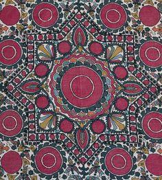 Eastern European Embroidery Bulgarian?  - detail