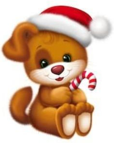 Cute Animals Images, Portfolio, Santa Hat, Tigger, Bowser, Disney Characters, Fictional Characters, Illustration, Christmas