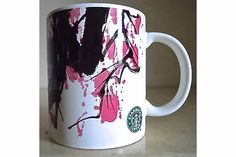 Starbucks for Japan 2007 Lunar New Year. By artist.