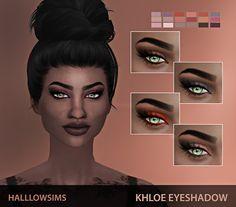 KHLOE EYESHADOW | Hallow-Sims