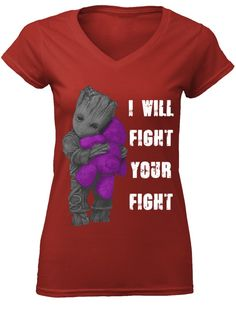 Groot Hug Teddy – I Will Fight Your Fight shirt, long sleeved, tank top I Will Fight, Best Mother, Good Good Father, V Neck Tee, Cool Kids, Hug, Hoodies, Tank Tops, Tees
